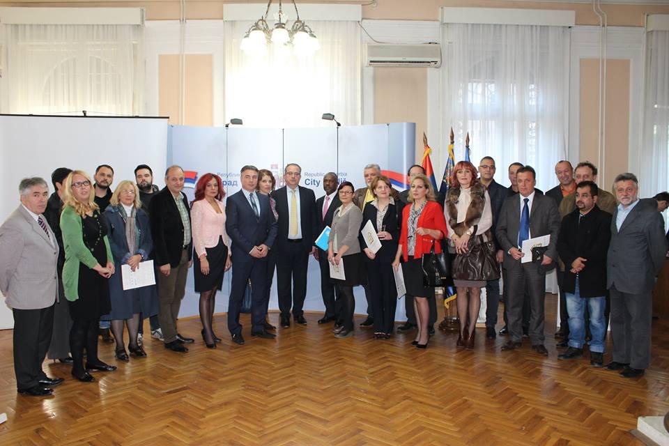 Potpisivanje Protokola o saradnji na prevenciji ranog napuštanja školovanja u Nišu