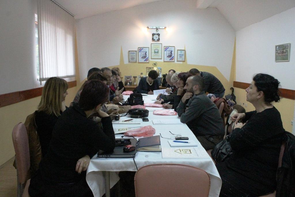 Potpisivanje Protokola o saradnji na prevenciji ranog napuštanja školovanja u Vladičinom Hanu